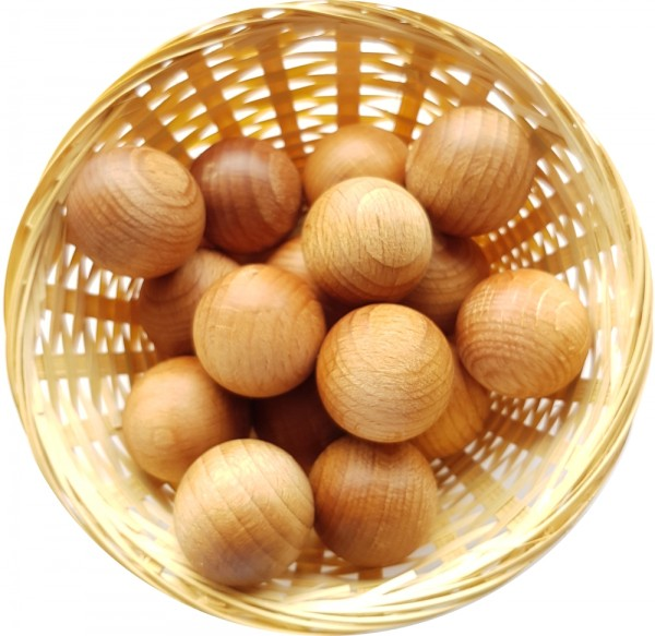 50x Winter - Mandarine Duftholz zur Lufterfrischung und Raumbeduftung - Dufthölzer - Duftkugel