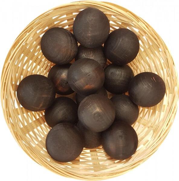Opium Duftholz zur Lufterfrischung und Raumbeduftung - Dufthölzer - Duftfrüchte - Duftkugel
