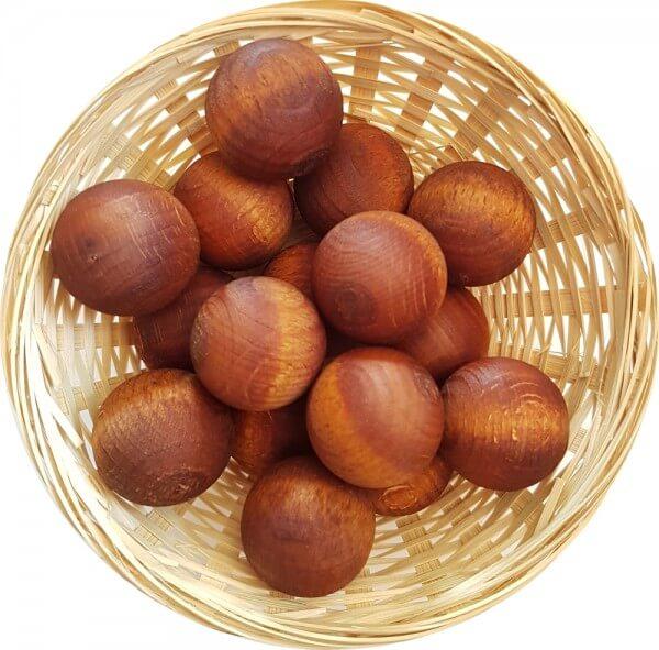 Honig Duftholz zur Lufterfrischung und Raumbeduftung - Dufthölzer - Duftfrüchte - Duftkugel