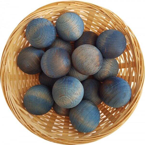25x Flieder Duftholz zur Lufterfrischung und Raumbeduftung - Dufthölzer - Duftfrüchte - Duftkugel