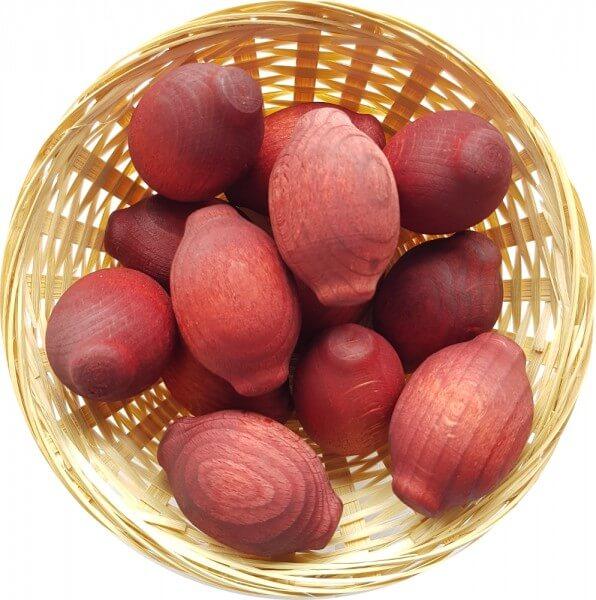 Mango Duftholz zur Lufterfrischung und Raumbeduftung - Dufthölzer - Duftfrüchte - Duftkugel