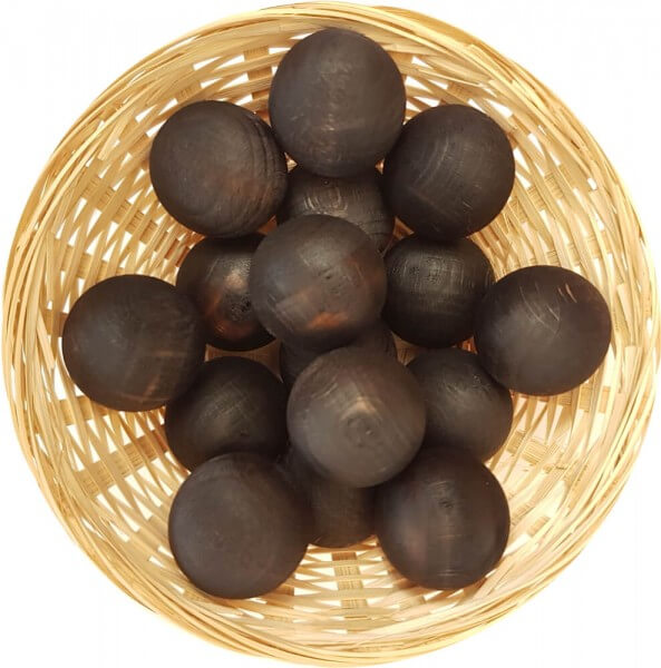 10x Opium Duftholz zur Lufterfrischung und Raumbeduftung - Dufthölzer - Duftfrüchte - Duftkugel
