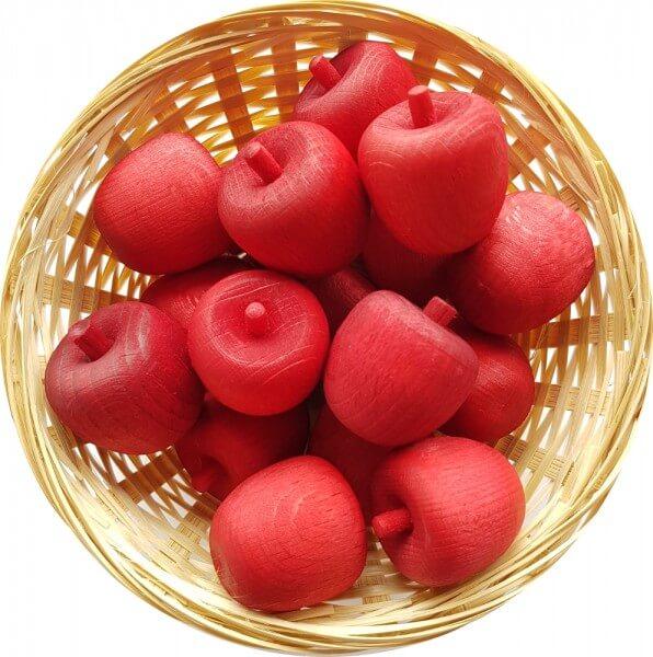 Granatapfel Duftholz zur Lufterfrischung und Raumbeduftung - Dufthölzer - Duftfrüchte - Duftkugel