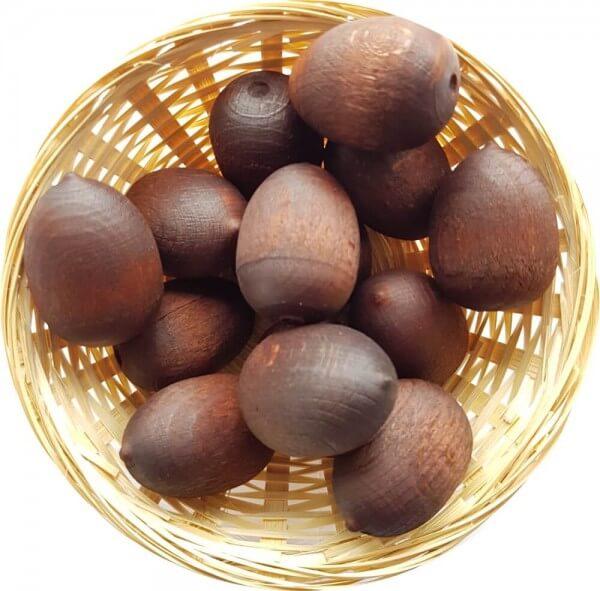 50x Kokos Duftholz zur Lufterfrischung und Raumbeduftung - Dufthölzer - Duftfrüchte - Duftkugel